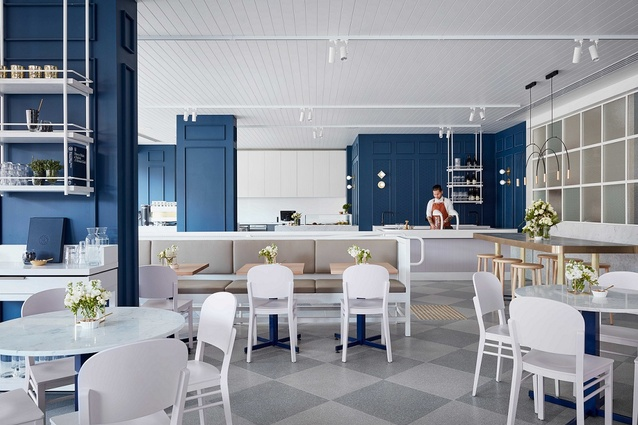 Middletown Cafe by Studio Tate