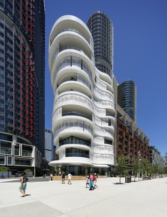 Anadara by FJMT, collaborating architects Lendlease Design.