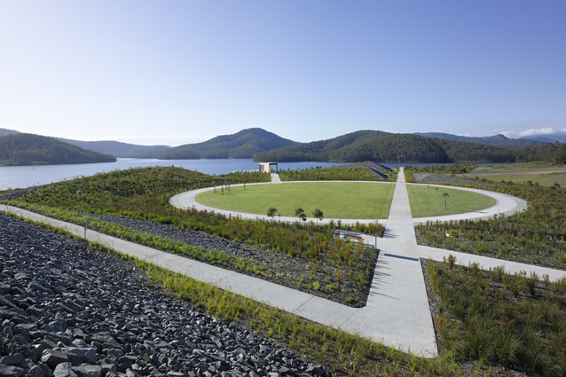 site seeing a decade of australian landscape architecture