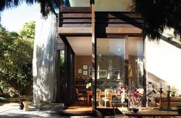 Glass Loggia House