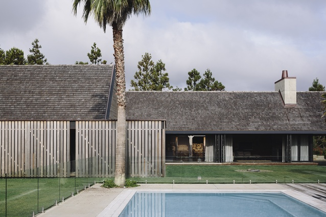 Housing winner: Forest House, Oratia by Fearon Hay Architects.