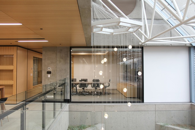 Sydney Processing Centre by Genton Architecture.