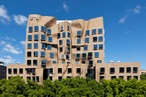 Austech's Foamular extruded polystyrene insulation used in new UTS building