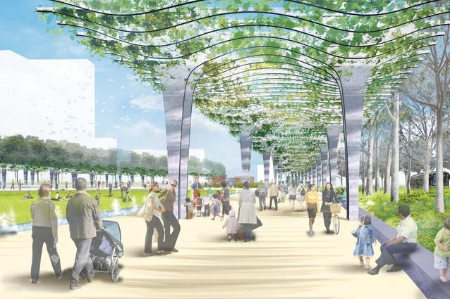 Urban Square Design 2012 aila national landscape architecture award ...