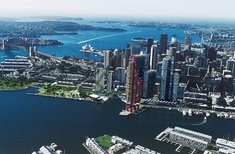 Barangaroo – seeing ahead(land)