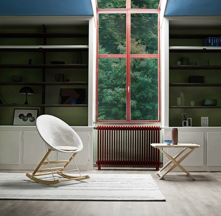 Rocking Nest Chair by Anker Bak for Carl Hansen and Son