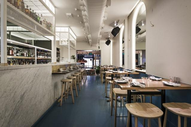 Bar Brosé by Luchetti Krelle.