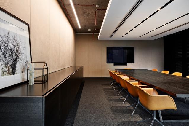 Hoyne Sydney Studio by Hoyne and Interni.