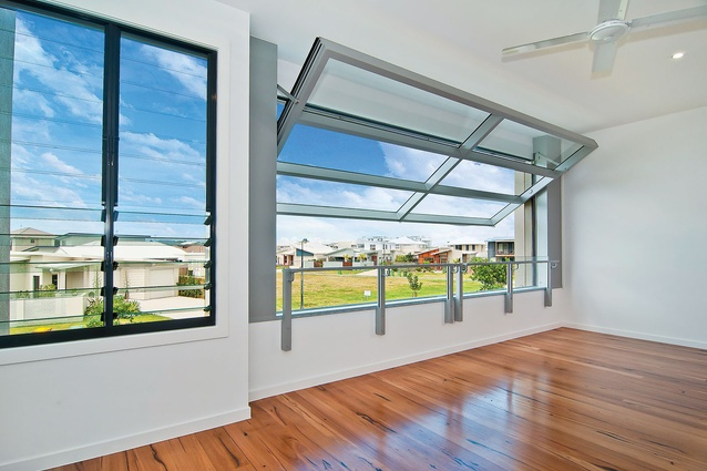 Smart Tilt Wall and Window system.
