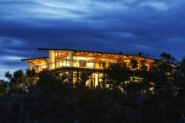 Housing Award: Split Apple Rock House by Matz Architects.