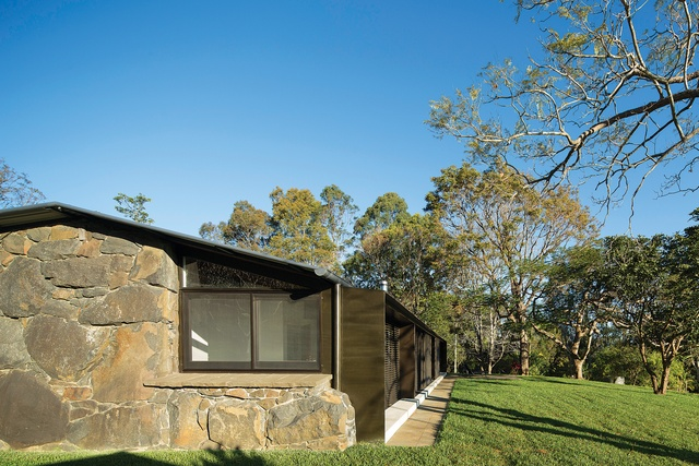 Poetic yet pragmatic: Stone House