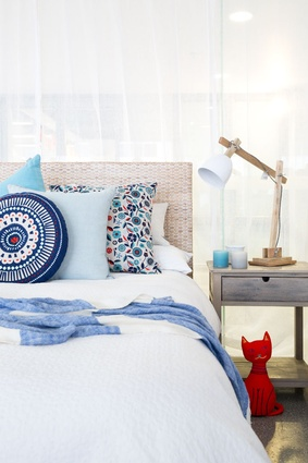 Bedding pieces from Citta Design's latest collection.