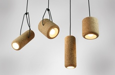Pendant lights inspired by Australia's iconic cork hat