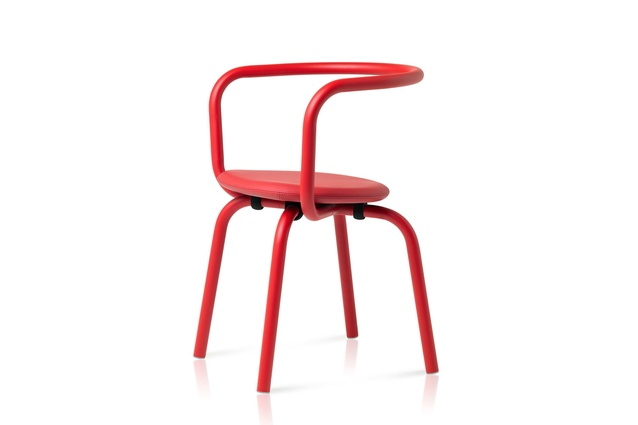 Parrish by Konstantin Grcic for Emeco.