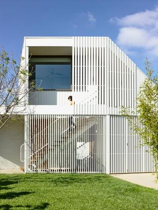Backyard Studio by Figureground Architecture.