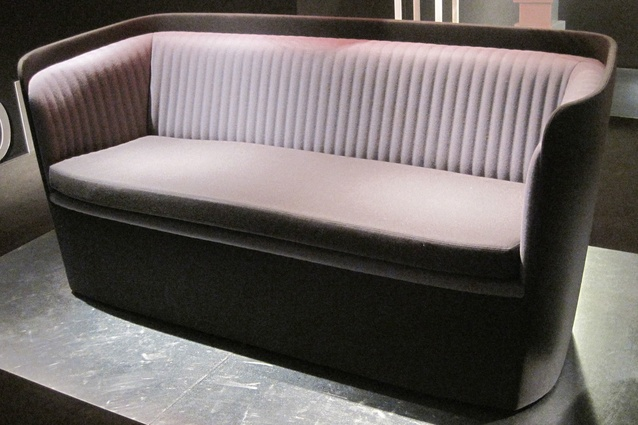 Gispen TST sofa system by Michael Young.