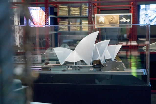 <em>Engineering the World</em> – installation photography.