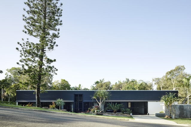 Byron Bay House and Studio by Vokes and Peters.