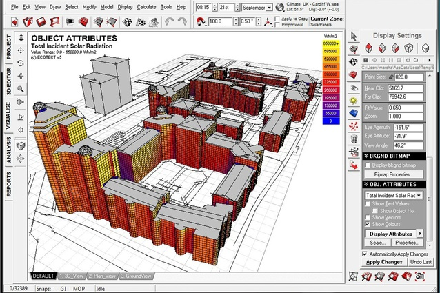 Sustainable Design Analysis And BIM ArchitectureAU