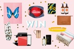 Win a $2,000 Gift Guide package!