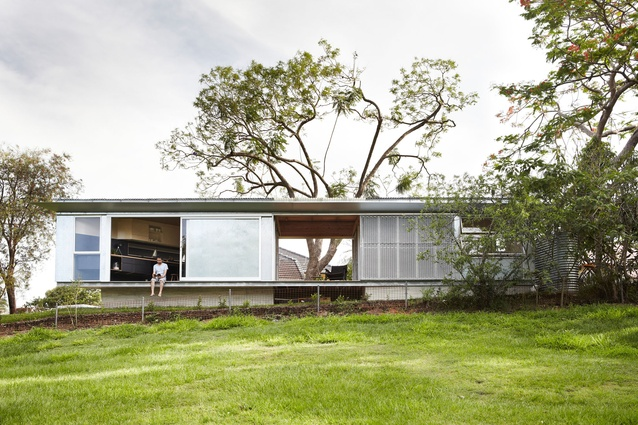 Keperra House by A-CH (Atelier Chen Hung).