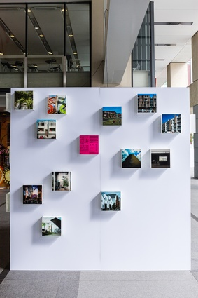 """New City Architecture: New Multi–Unit housing in Auckland"" exhibition. Runs 19–25 September at Britomart."