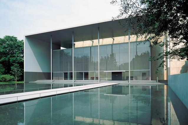 Tokyo National Museum, The Gallery of Horyuji Treasures, Taniguchi and Associates.