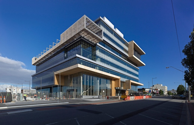 Dandenong Government Services Offices by Hassell.