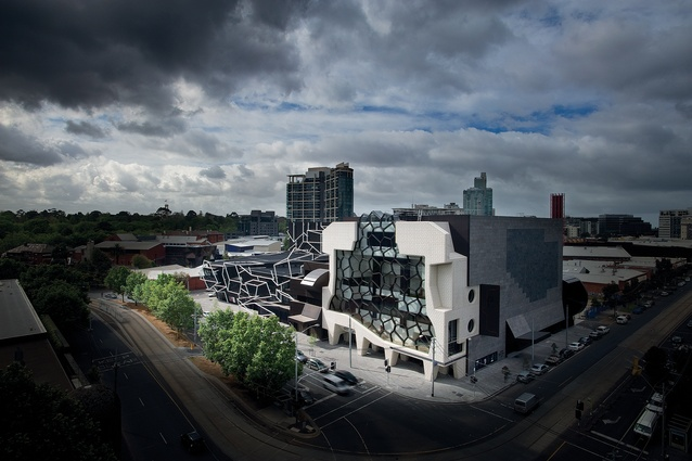 MTC Southbank Theatre and Melbourne Recital Centre, Melbourne (2008).