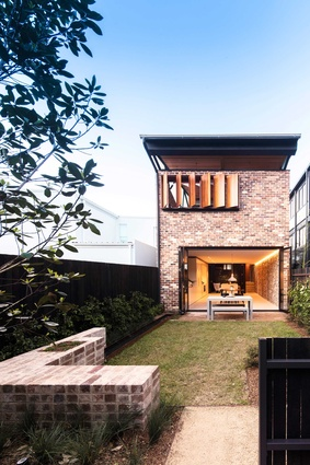 Truss House by Carter Williamson.