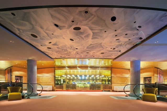 Interior Architecture Award: Hamer Hall by ARM Architecture.