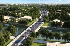 WestConnex urban design, landscape architecture plans by Hassell released