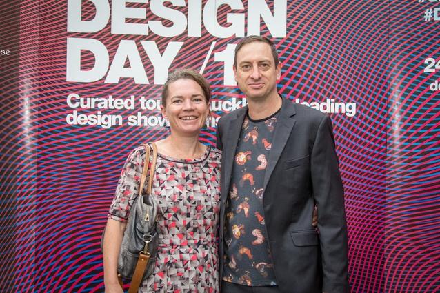 Fiona and Todd Hayvice (Yoyo Design by Kiwis).