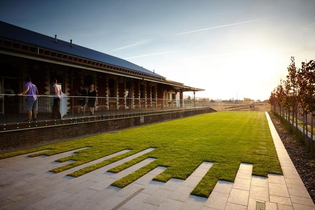 2016 victorian landscape architecture awards architectureau for Aspect landscape architects