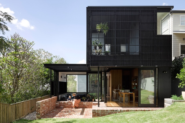 Paddington Residence by Kieron Gait Architects.