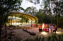 2012 National Architecture Awards shortlist – Colorbond Award for Steel Architecture