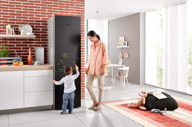 Miele Blackboard Edition fridge-freezer combination