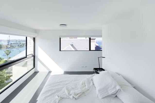 International Lodge by Ian Moore Architects.