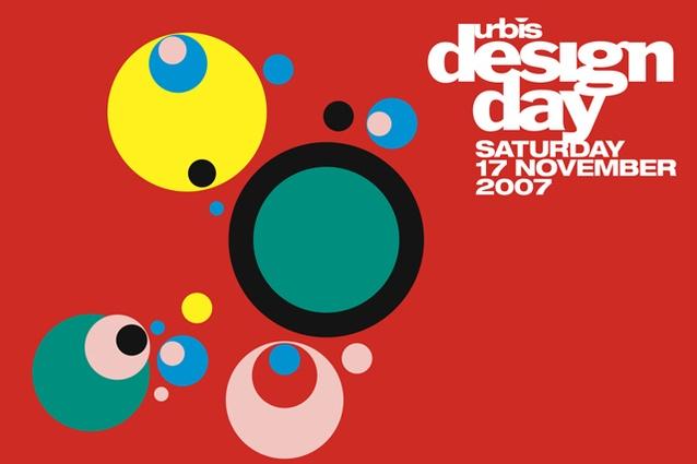 Urbis Designday® creative.