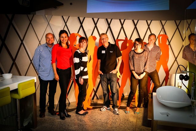 Peep Show: Paterson and Studio Frazerhurst