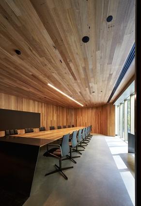 Woods Bagot Studio Melbourne by Woods Bagot.
