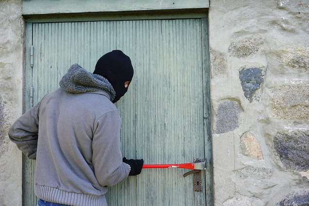 A new book by BLDGBLOG author Geoff Manaugh asserts that burglary is a form of architectural criticism.