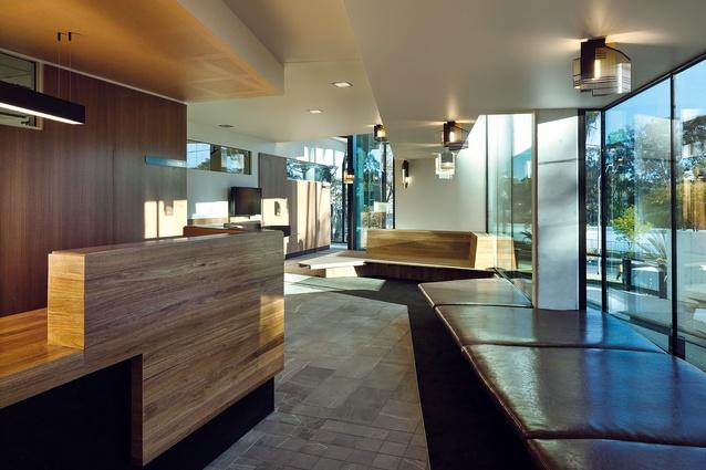 UQ Oral Health Centre by Cox Architecture.