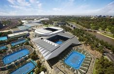 Melbourne Park's Western Precinct design unveiled