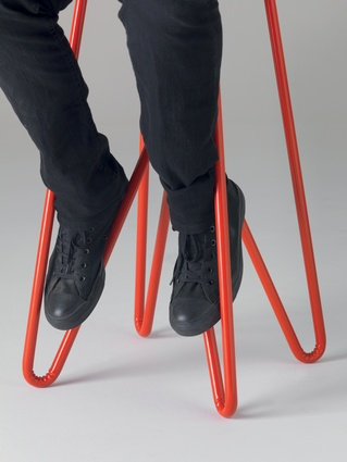 Tangle bar stool.