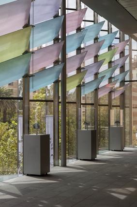 Australian Museum Crystal Hall by Neeson Murcutt Architects / Joseph Grech Architects.