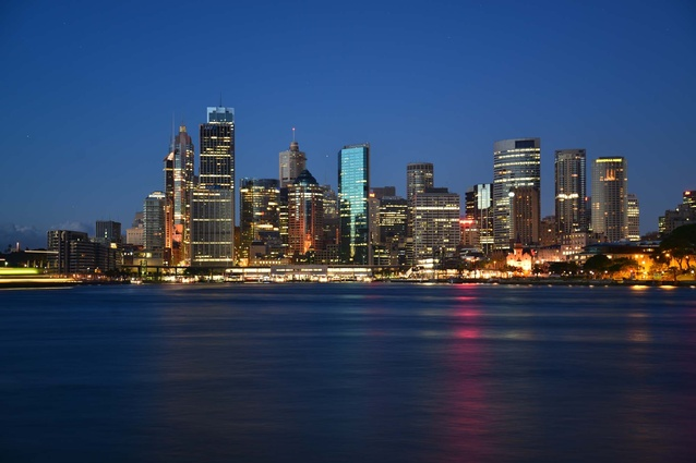 The City of Sydney.