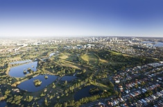 Green Visions: Nature as infrastructure