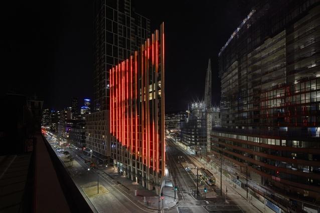 888 Collins Street, Melbourne by Ramus.
