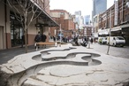 Hill Thalis and Jane Irwin design on people friendly plaza